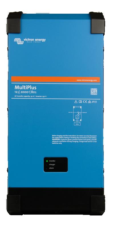 Victron - MultiPlus 12/2000/80-32 230V VE.Bus