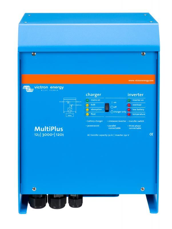 Victron - MultiPlus 12/3000/120-16 230V VE.Bus