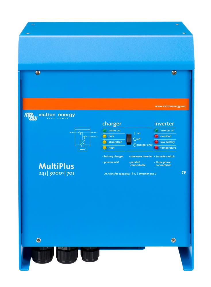 Victron - MultiPlus 24/3000/70-50 230V VE.Bus