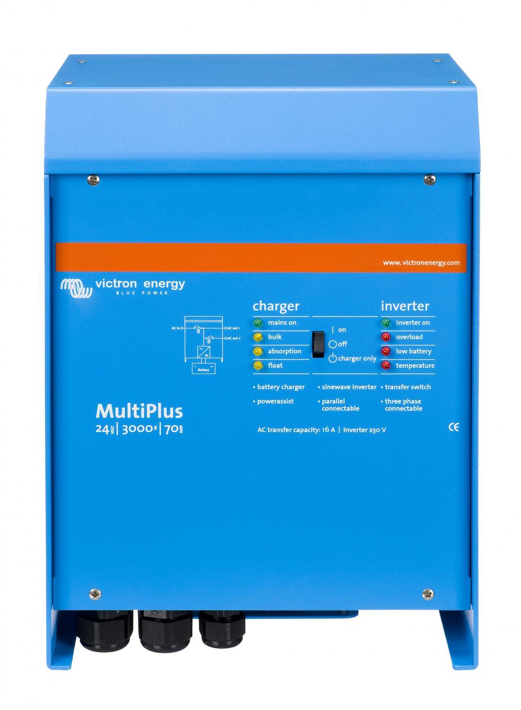 Laddare & Växelriktare - Victron - MultiPlus 24/3000/70-50