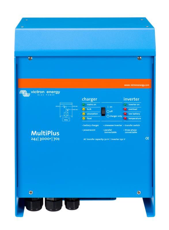 Victron - MultiPlus 24/3000/70-50 120V VE.Bus