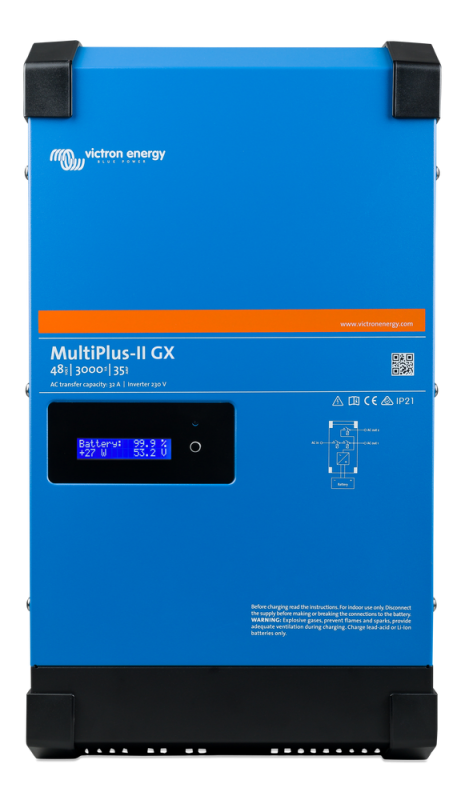 Victron - MultiPlus-ll GX 48/3000/35-32
