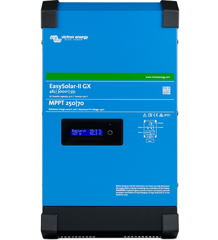 Victron - EasySolar-II 48/5000/70-50 MPPT 250/100 GX
