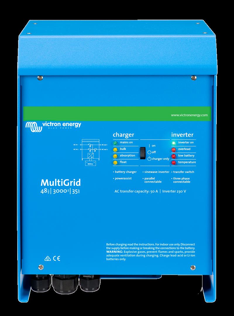 Victron - MultiGrid 48/3000/35-50