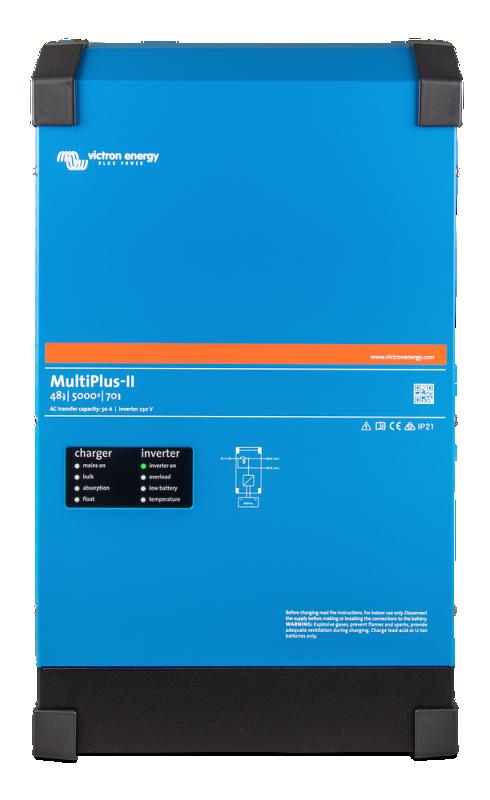 Victron -  MultiPlus-II 48/10000/140-100/100 230V