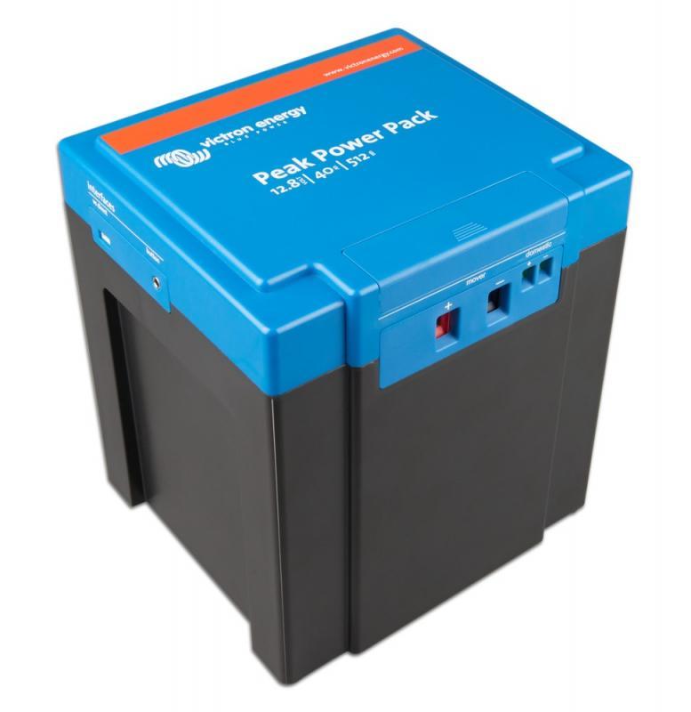 Victron - Peak Power Pack 12,8V/40Ah - 512Wh