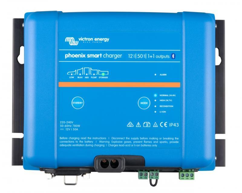 Victron - Phoenix Smart IP43 Charger 24/25(1+1) 230V