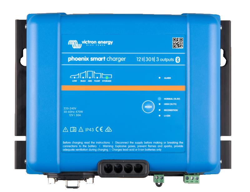 Victron - Phoenix Smart IP43 Charger 24/25(3) 230V