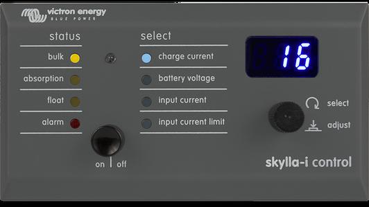 Victron - Skylla-i Control GX (Right Angle RJ45) Retail