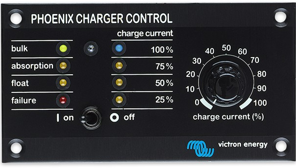 Victron - Phoenix Charger Control