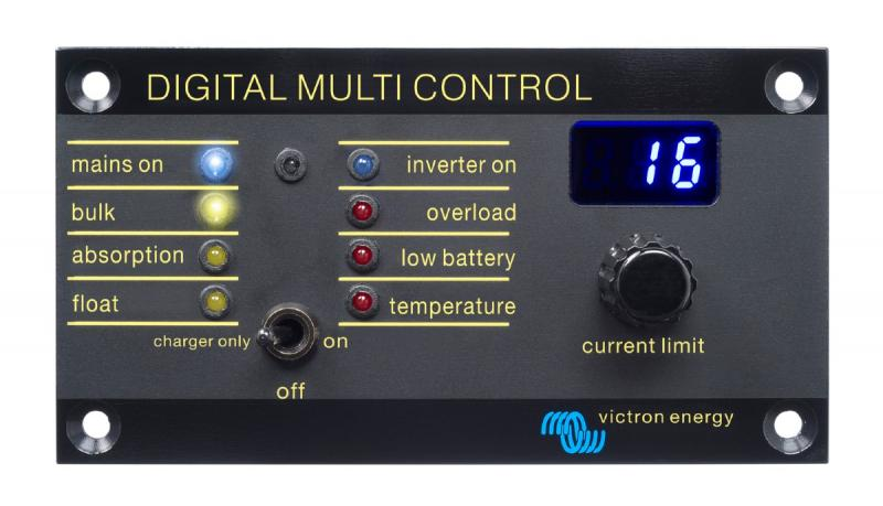 Victron - Digital Multi Control 200/200A