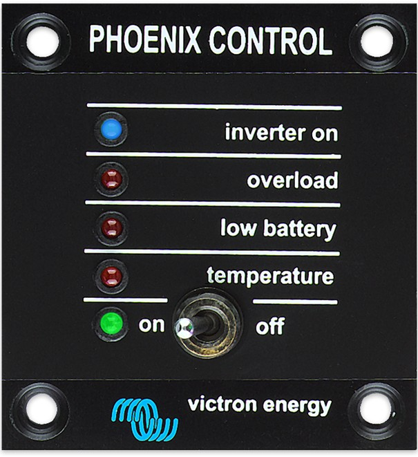 Victron - Phoenix Inverter Control