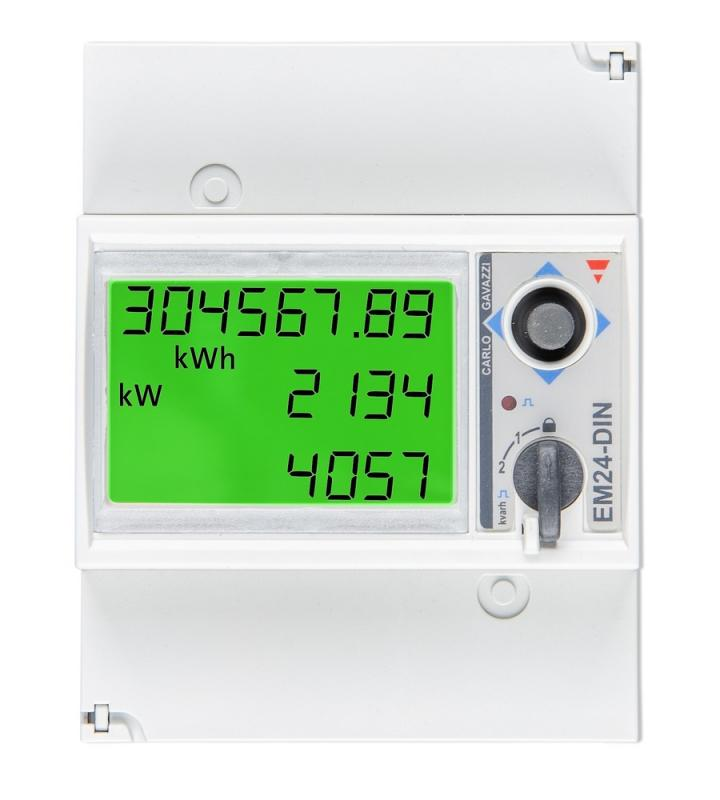 Victron - Energy Meter EM24 - 3 phase - max 65A/phase Ethernet