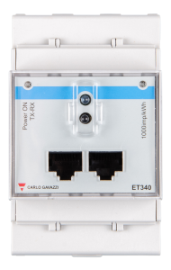 Energy Meter ET340 - 3 phase - max 65A/phase
