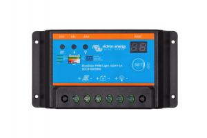 Victron - BlueSolar PWM-Light Charge Controller 12/24V-10A