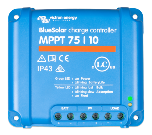 Victron - BlueSolar MPPT 75/10 Retail