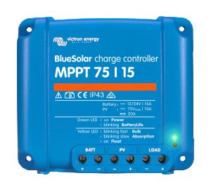 Victron - BlueSolar MPPT 75/15 Retail
