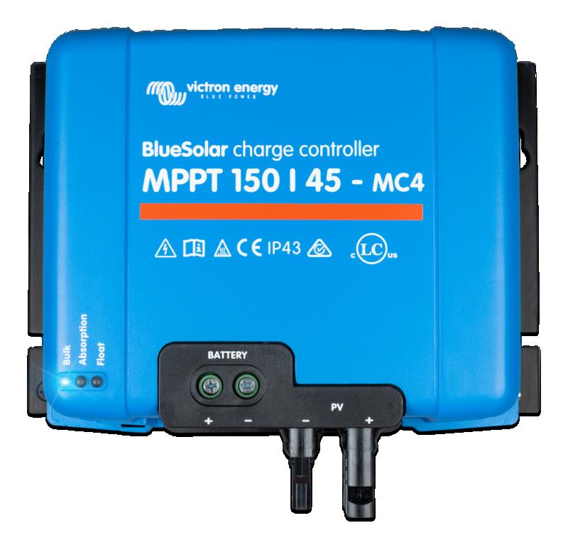 Victron - BlueSolar MPPT 150/45-MC4