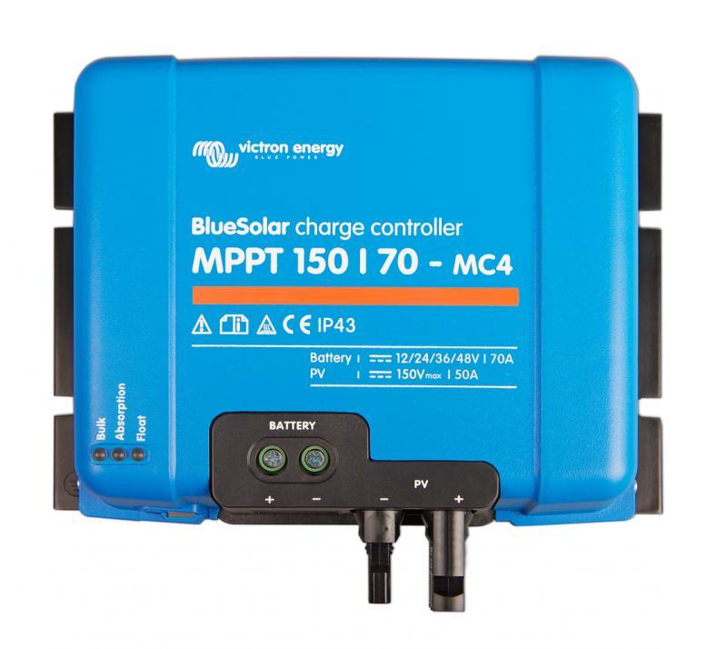 Victron - BlueSolar MPPT 150/70-MC4