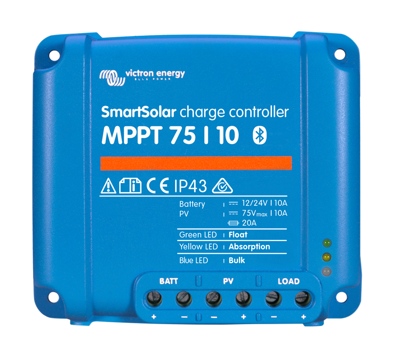 Victron - SmartSolar MPPT 75/10