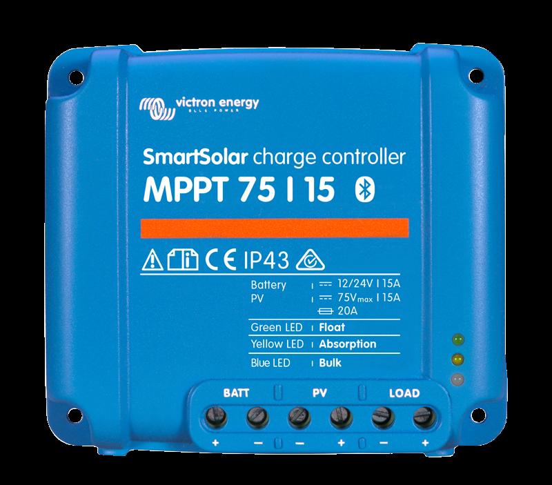 Victron - SmartSolar MPPT 75/15