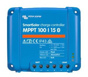 Victron - SmartSolar MPPT 100/15 Retail