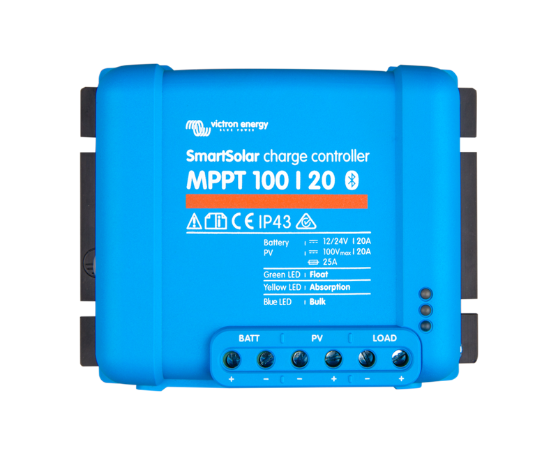 Victron - SmartSolar MPPT 100/20