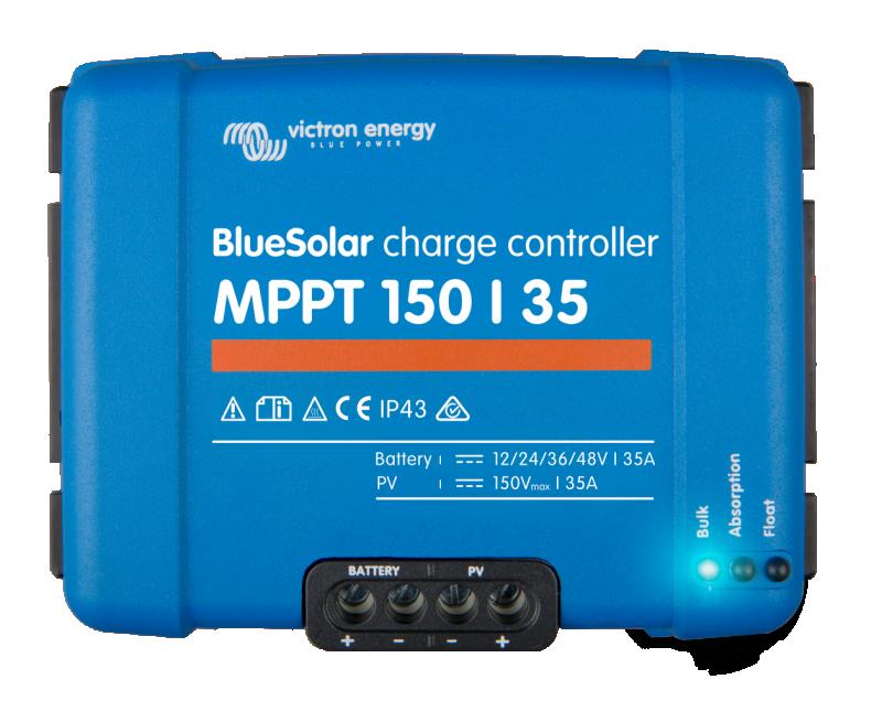 Victron - BlueSolar MPPT 150/45