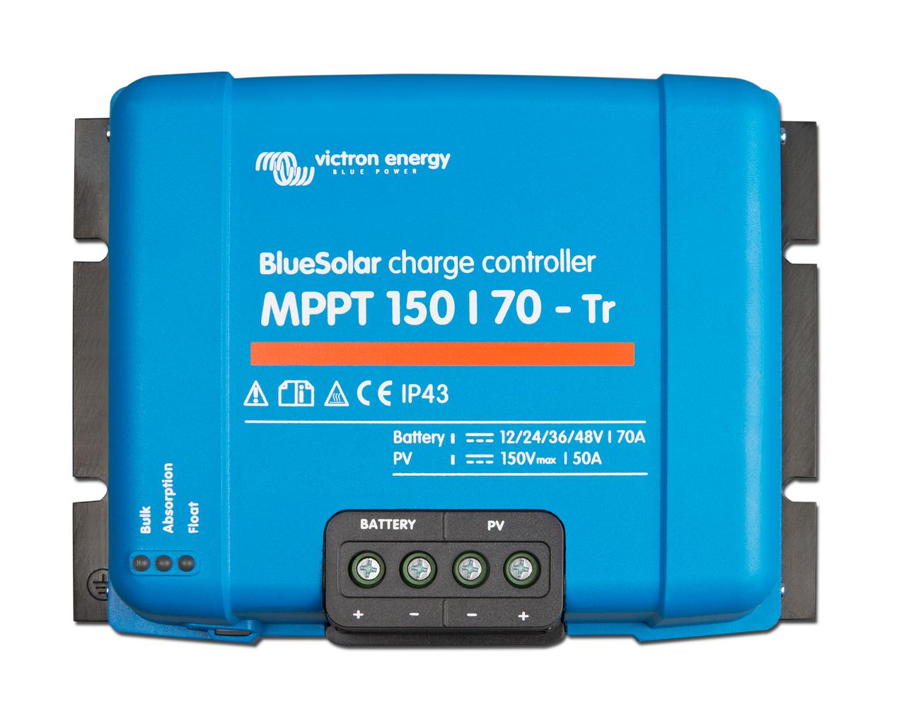 Victron - BlueSolar MPPT 250/70-Tr VE.Can
