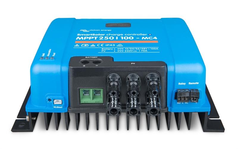 Victron - SmartSolar MPPT 250/100-MC4