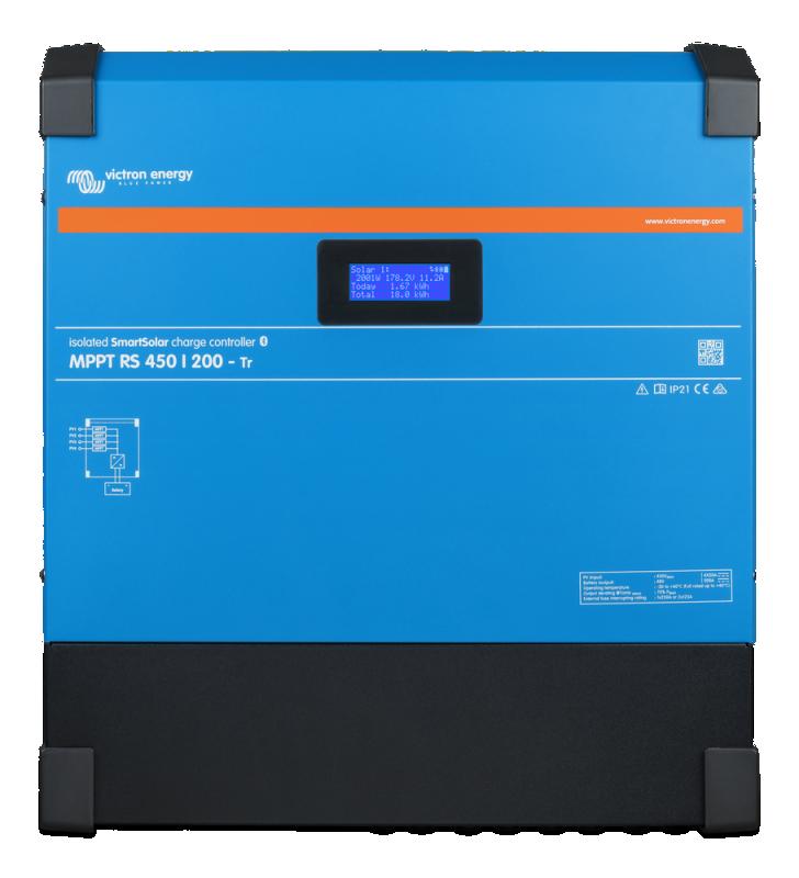 Victron - SmartSolar MPPT RS 450/200-Tr