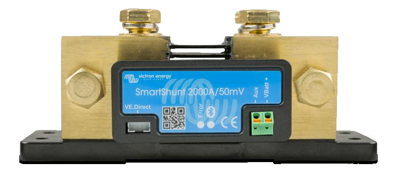 Victron - SmartShunt 2000A/50mV
