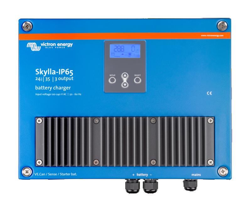 Victron - Skylla-IP65 24/35(3) 120-240V