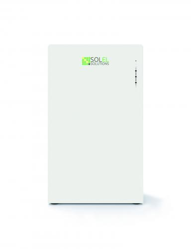 Solel Solutions  - 12.5 kWh energilager - paket