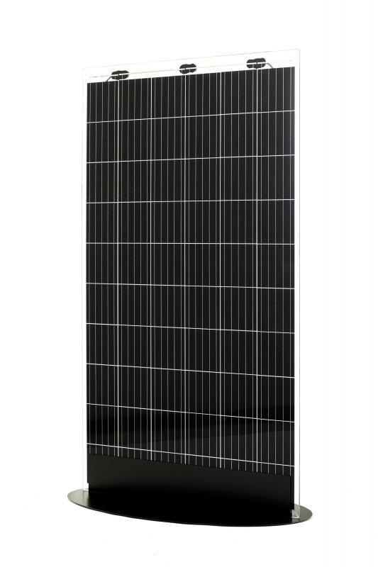 SoliTek - SOLIDPro GlasGlas 320W Mono 60-cell, Svart