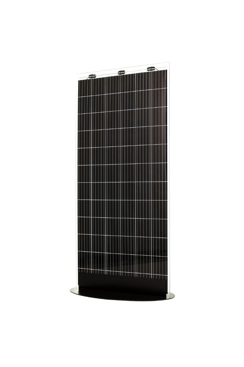 SoliTek - SOLIDPro GlasGlas 380W Mono 72-cell, Svart