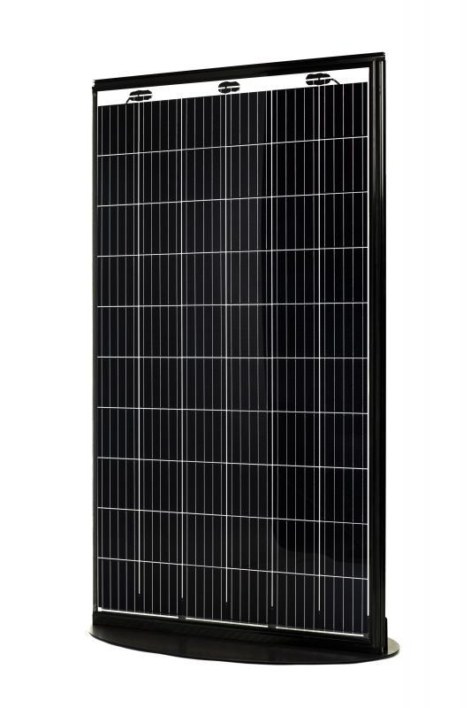 SoliTek - SOLIDSolrif GlasGlas 320W Mono 60-cell, Svart
