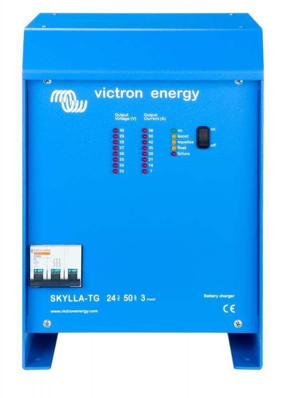 Victron - Skylla-TG 24/50(1+1) 3-Phase 400V