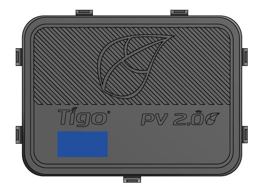 Tigo - TS4-M (Blå) Övervakning Modul/Lock
