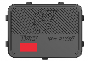 Tigo - TS4-S (Röd) Panelavstängning Modul/Lock