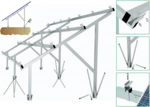 TreeSystem - 2x06 stående 60/120-cells panel 30 mm - Paket