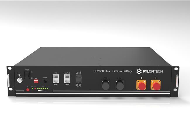 Pylontech - US2000B Batterimodul 2,4kWh / 48V