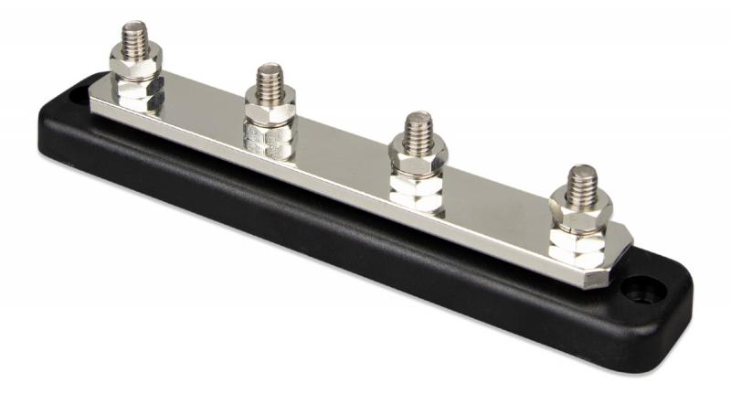 Victron - Busbar 600A 8P +cover