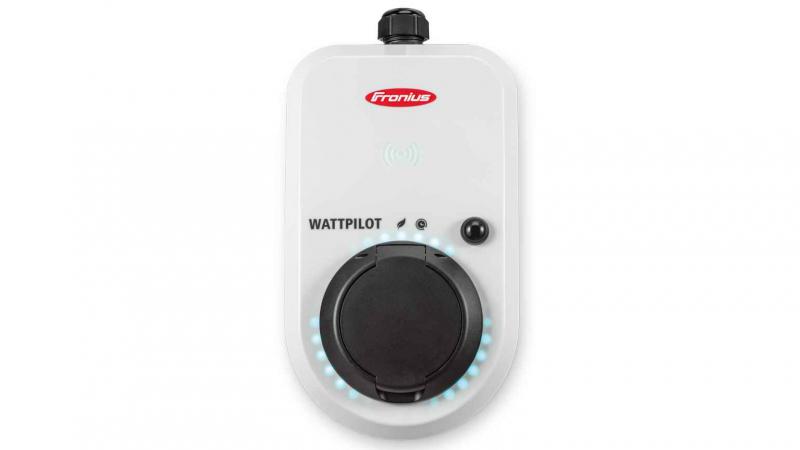 Fronius - Wattpilot GO 22 J Portabel