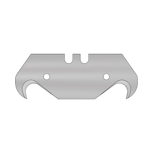 Hook blade 0.30mm Mozart 10pcs 51x18.8x0.30 mm – easy-cut blade for design flooring