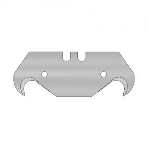 Hook blade 0.65mm Mozart 10pcs 51x18.85x0.63 mm – for flooring