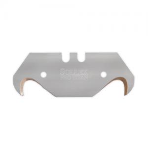 Krokblad PRO titan 10st 51x18.85x0.65 mm – idealiskt för linoleummatta