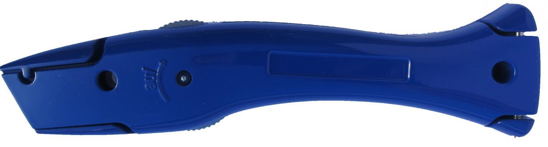 blå robust delfinkniv golvkniv för golvläggare