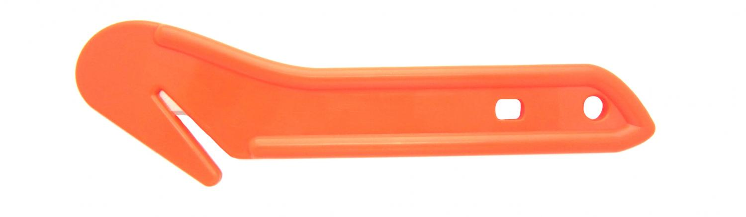 Large safety cutter orange