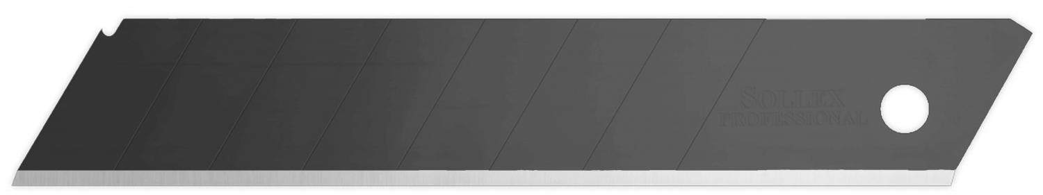 black large size blade for extra sharpness